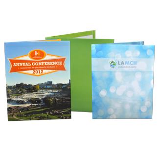 Shop Custom Reinforced Presentation Folders