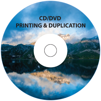 Media Printing & Duplication