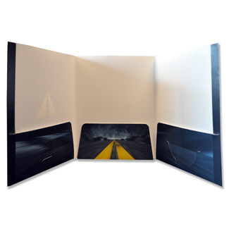 Shop Custom Three Panel Folders