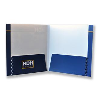 Shop Custom Capacity Folders
