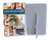 Shop Custom Chipboard POP Display Easels